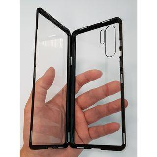 Huawei P30/P30 Pro Double Sided Glass Magnetic Casing