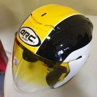 ARC AR1 TIARA YELLOW with 2tone Yellow