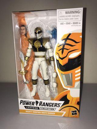 Mighty Morphin White Ranger