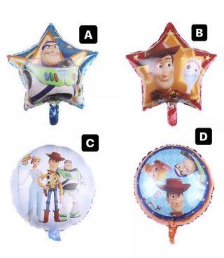 Toy Story 4 Balloons