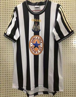 Newcastle Retro Jersey Home 97/99