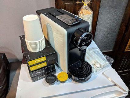 Arissto mesin kopi