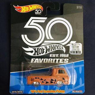 60' Ford Pickup 50th anniversary