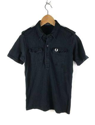 FRED PERRY COLLAR POLO TEE
