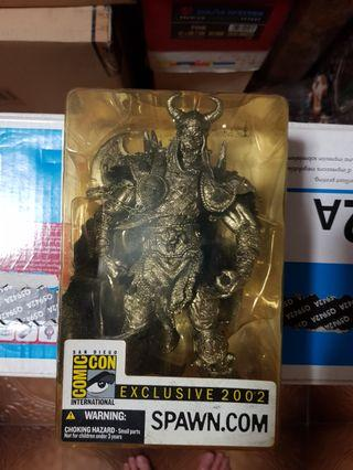 Mcfarlane Spawn Series 22 Bloodaxe Pewter Exclusive Toys