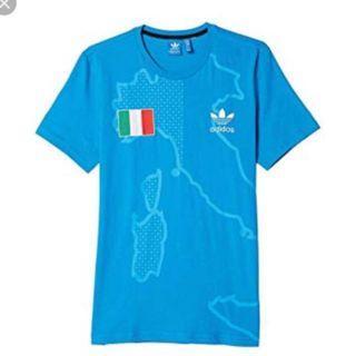 Adidas Originals Men's Italy Tee (Size S)
