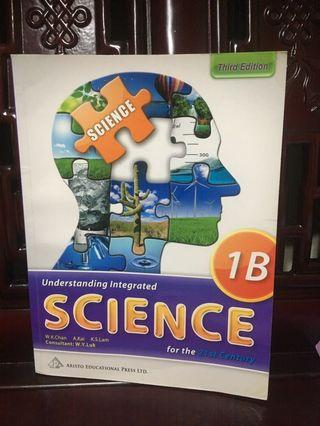 Understanding Integrated Science 1B