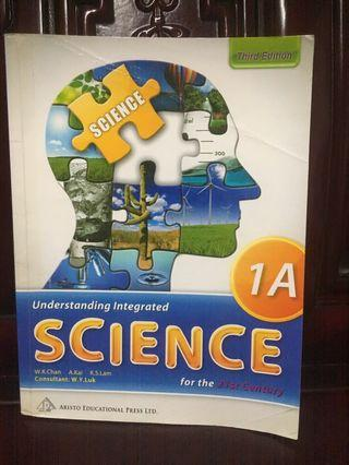 Understanding Integrated Science 1A