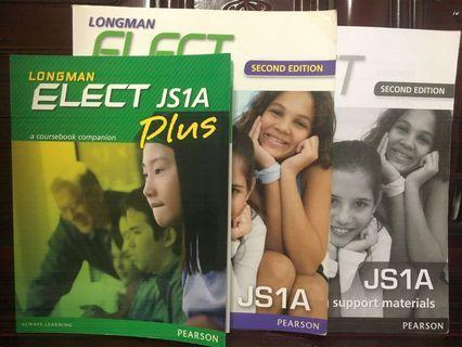 Longman Elect JS1A