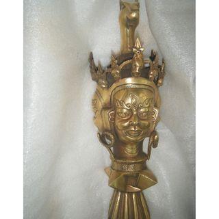 Tibetian Bronze Dager