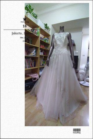 全新婚紗禮服