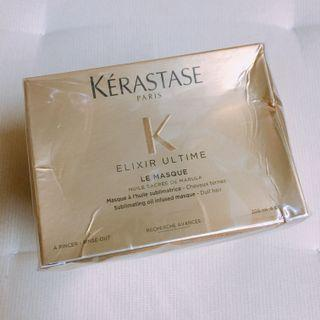 KERASTASE  Elixir Ultime Le Masque Sublimating Oil Infused Masque (Dull Hair)(200ml))