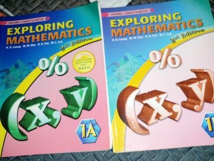 exploring mathematics 1a,1b