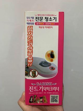 除塵蟎 除蟎刷 蟎博士 韓國