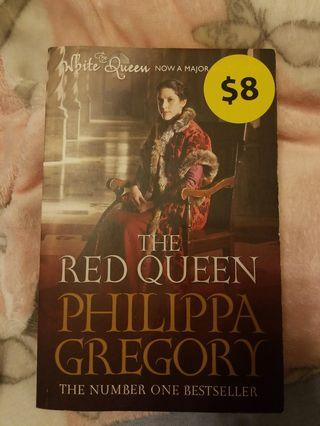 "英文小說 ""The Red Queen"" by Philippa Gregory"