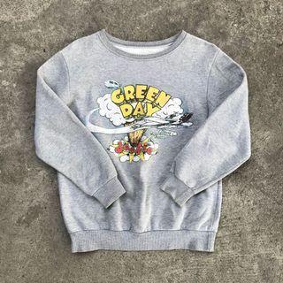 Sweatshirt greenday