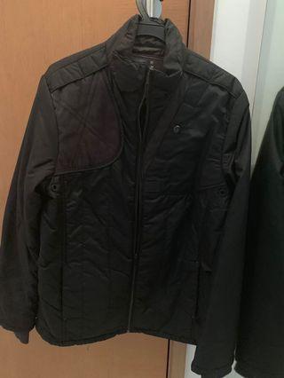 G-Star Raw Black thin padded jacket