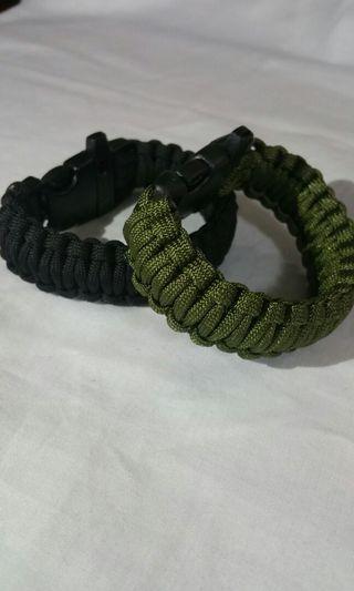 Army Paracord Bracelet