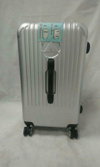 超夯3:7方型運動款***24吋 方型款 飛机輪 TSA海關鎖 行李箱