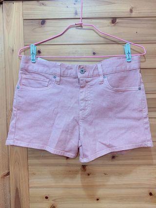 🚚 UNIQLO 粉色短褲