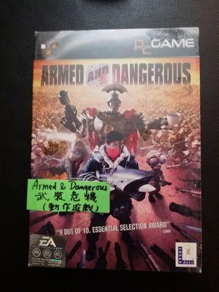 PC Game: Armed and Dangerous