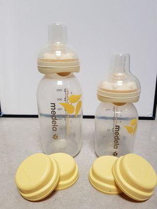 Medela Milk Bottles