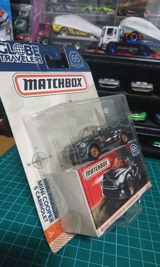 Matchbox_ Mini cooperS cabriolet