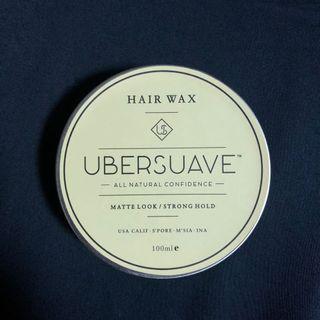 🚚 Ubersuave Textured Hair Wax
