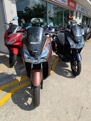 Yamaha Lex 125i ABS