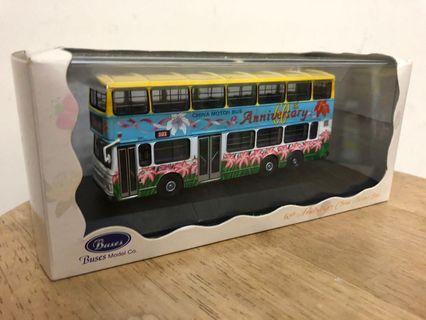 中華巴士 巴士模型 中巴