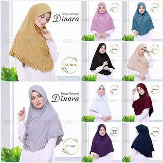 Hijab Instan bahan Jersey zoya