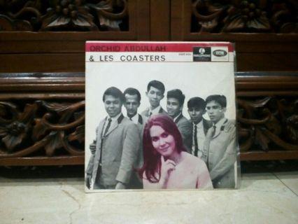 Ep...Vinyl...Orchid Abdullah dan Les Coasters