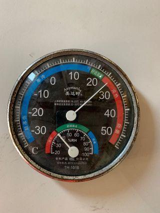 室內溫度計