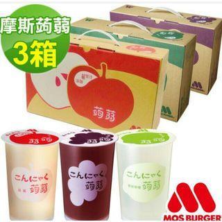 台灣限定 蒟蒻 三款口味