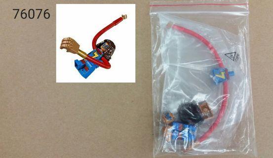 全新未砌 Lego 76076 Marvel Super Heroes Avengers - Ms. Marvel人仔 1隻