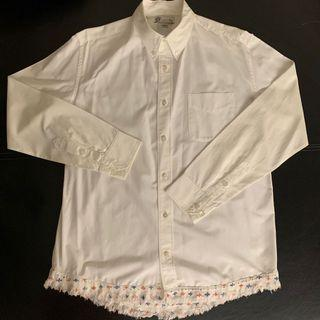 Visvim AMDO Trim Giza Shirt