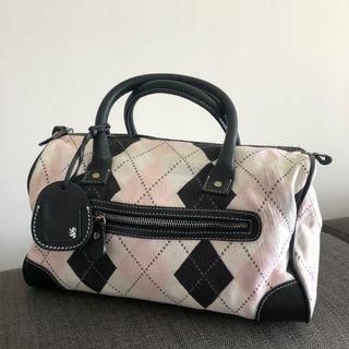 💯[Pringle of Scotland] Speedy Bag / Handbag #CarousellFaster