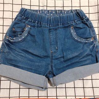 牛仔短褲💙⚡️