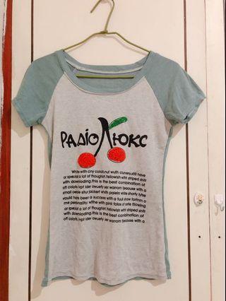 🚚 櫻桃短袖T恤🍒