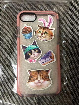 iPhone 7/8 貓咪手機殼