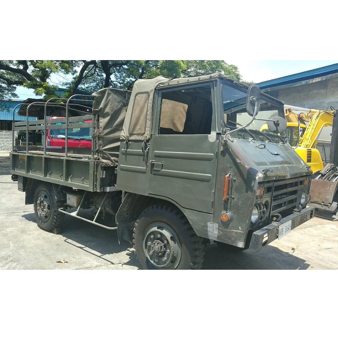 military truck 4x4 Japan Surplus on Carousell