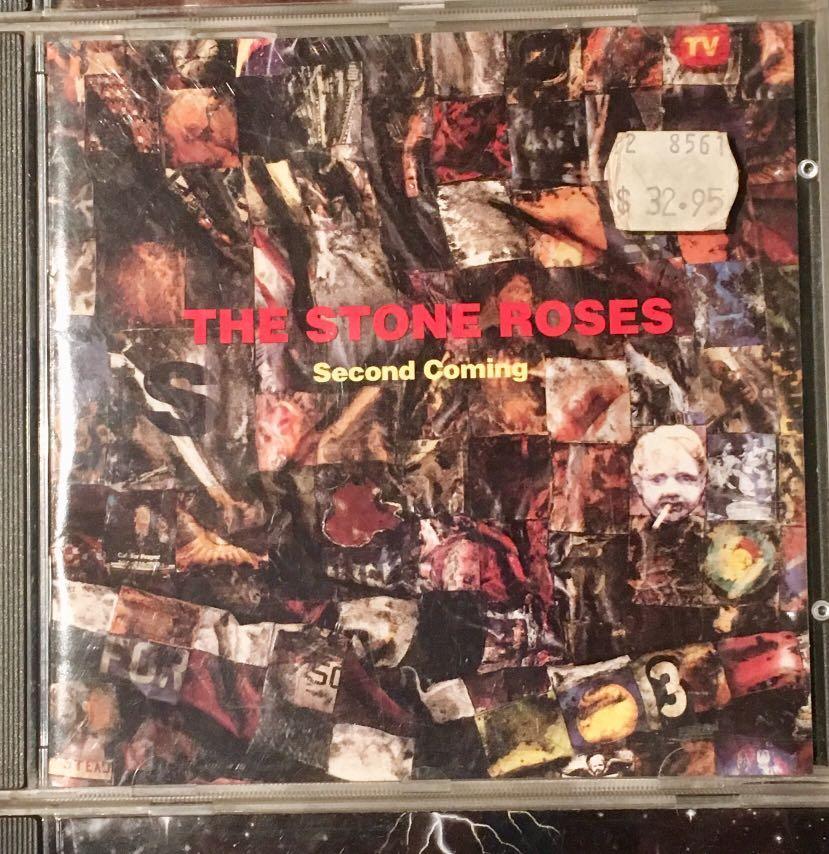 90s Indie CDs: set of 6