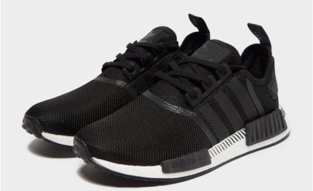 finest selection 82f94 2ef82 Adidas Originals NMD R1 Japan Triple Black