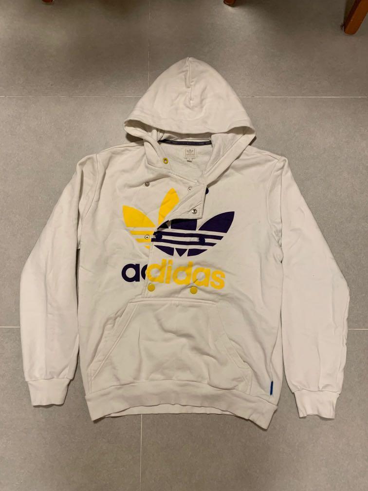 adidas hoodie old school