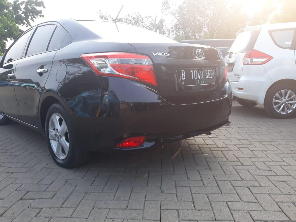All New Vios Limo 2013 Manual