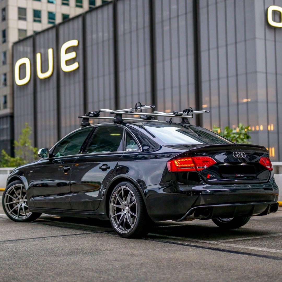 Audi A4 Sedan 1.8 Turbo Auto