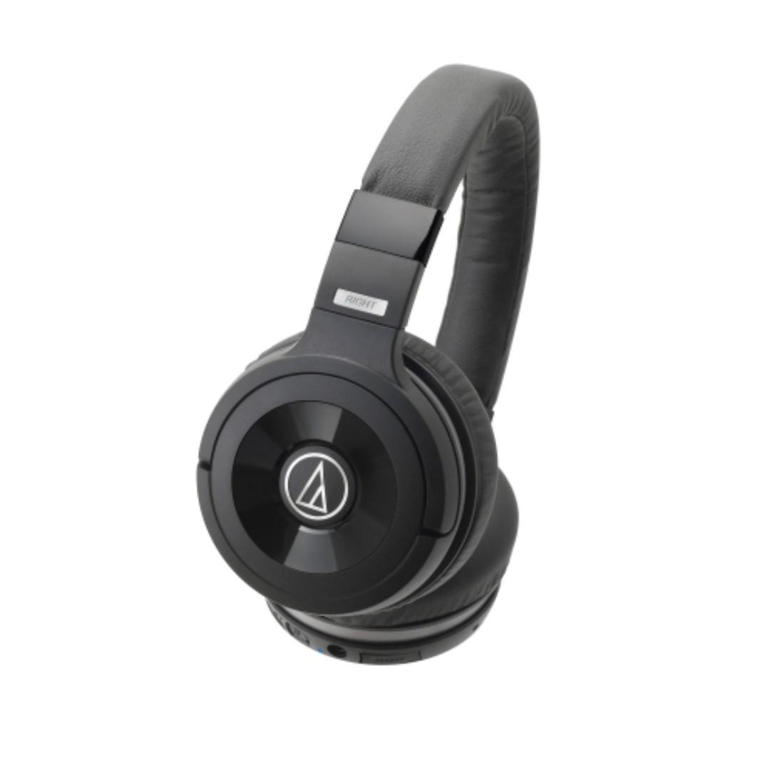 AUDIO-TECHNICA | ATH-WS99BT Solid Bass Wireless Headphone