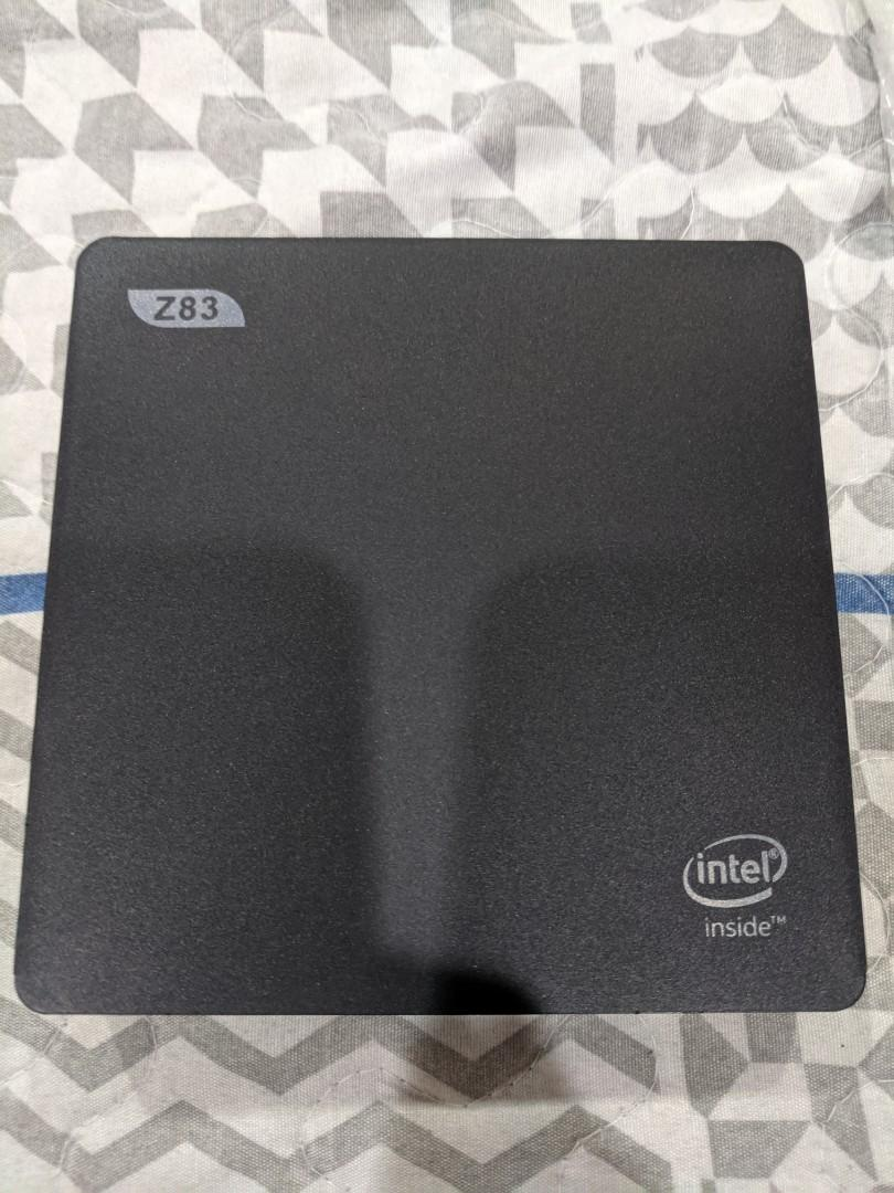 Beelink Z83-V Mini PC Intel Atom on Carousell