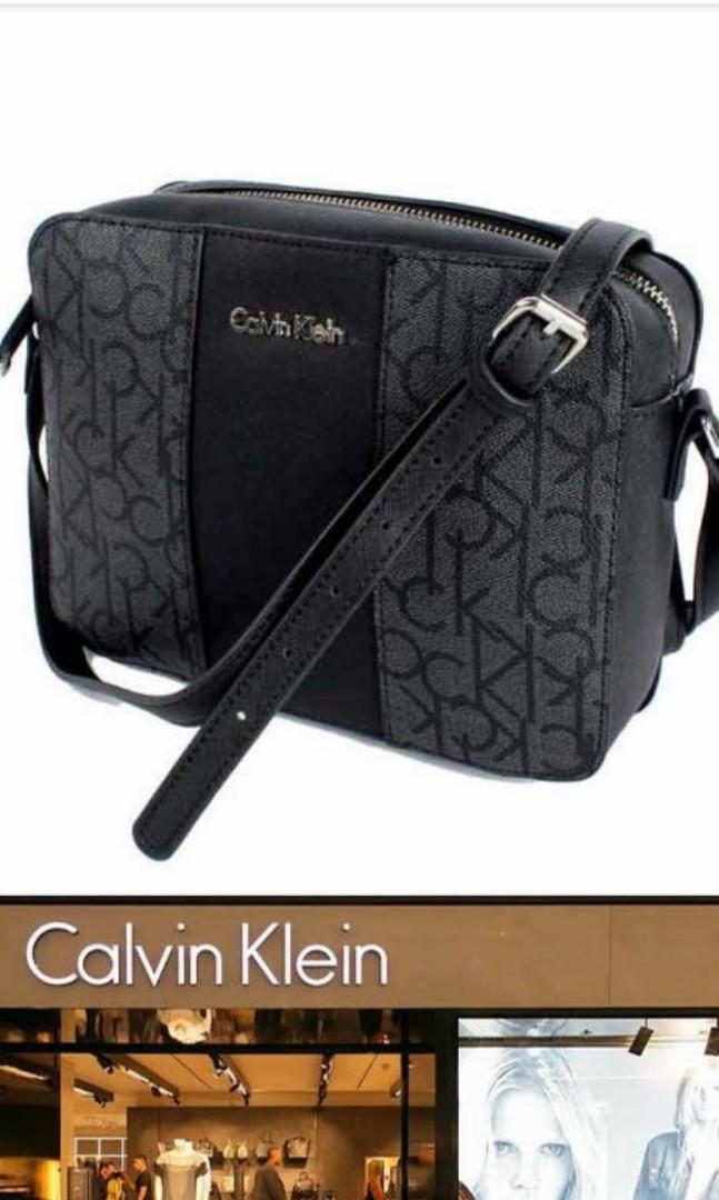 BIG SALE tas ck calvin klein vintage drake slingbag original #joinjuli