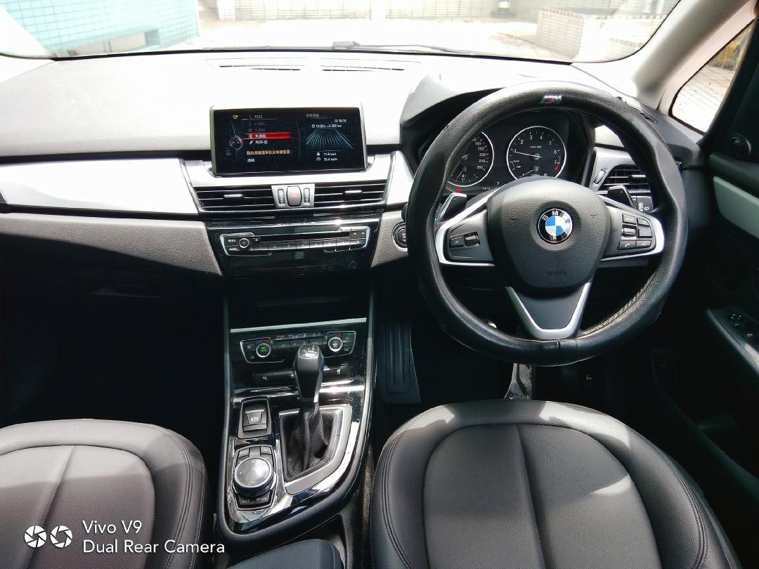 BMW 220I 2016